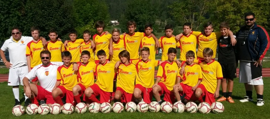 Us Arsenal - Giovanissimi 2002 - stagione 2015-16